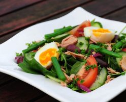 Classic Tuna & Egg Salad