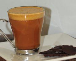 Coconut Cinnamon Latte