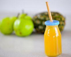 Pineapple Pear Juice