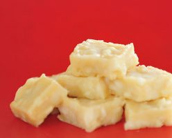 Raw Chunky Macadamia Nut Fudge