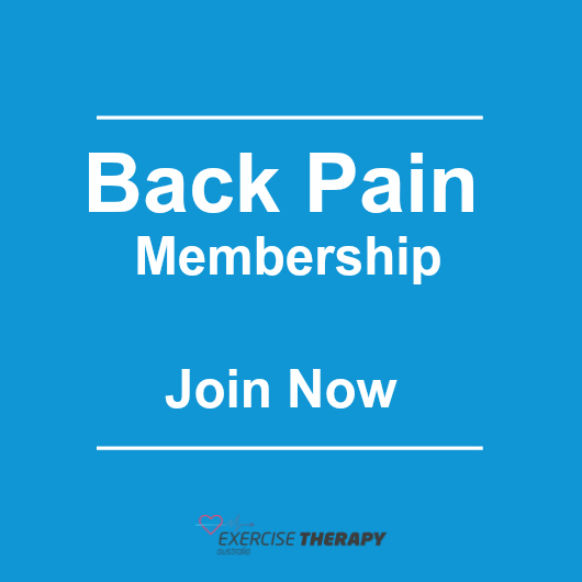 back pain exercise membership2