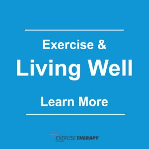 exercise and living well personalised programs be exercise physios