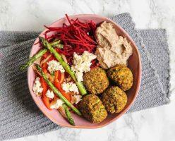 Lebanese Falafel Bowl