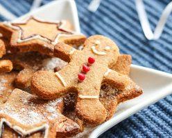 Gluten Free Ginger Bread Cookies